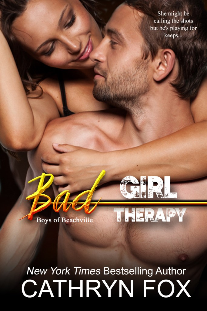 Book Cover: Bad Girl Therapy