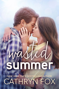 Book Cover: Wasted Summer