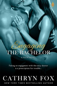 Book Cover: Engaging the Bachelor (Pulse)