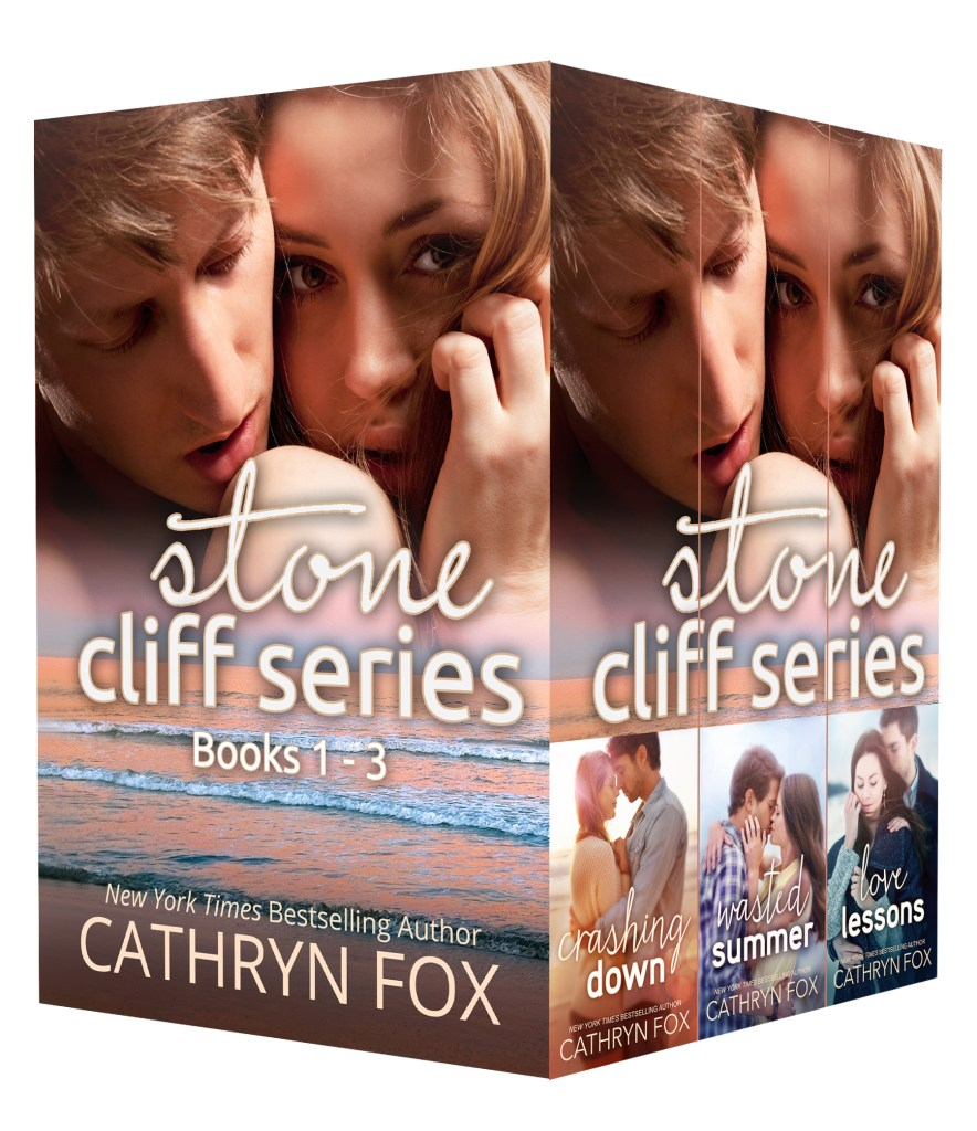 Book Cover: Stone Cliff Series
