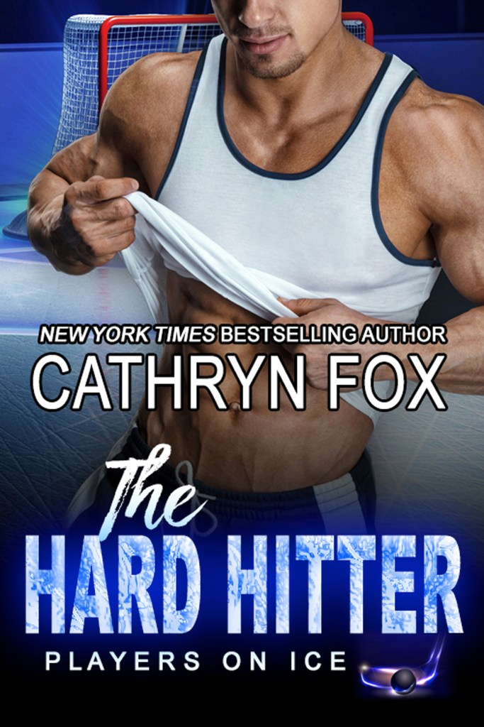 Book Cover: THe Hard Hitter