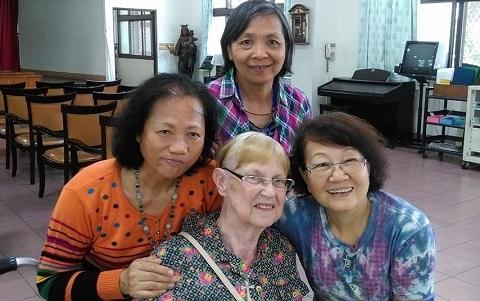 潮州天主教孝愛安養院的雷惠瑯老師 – 天主教之聲傳播協會