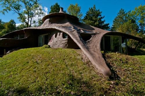 Unusual Homes Around The World  Cathy