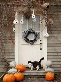 Outdoor Halloween Decorations | The Dunn Team