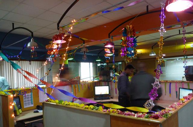 Diwali Night Is Also A Hi When