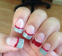 30 Christmas Nail Designs - Cathy