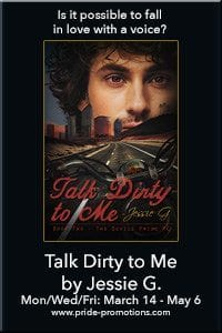 Cat's Meow~~ Reviews that Purr Talk Dirty to Me by Jessie G~~On #tour with #pridepromotions