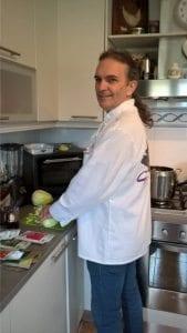 Keith Preparing Dinner 2
