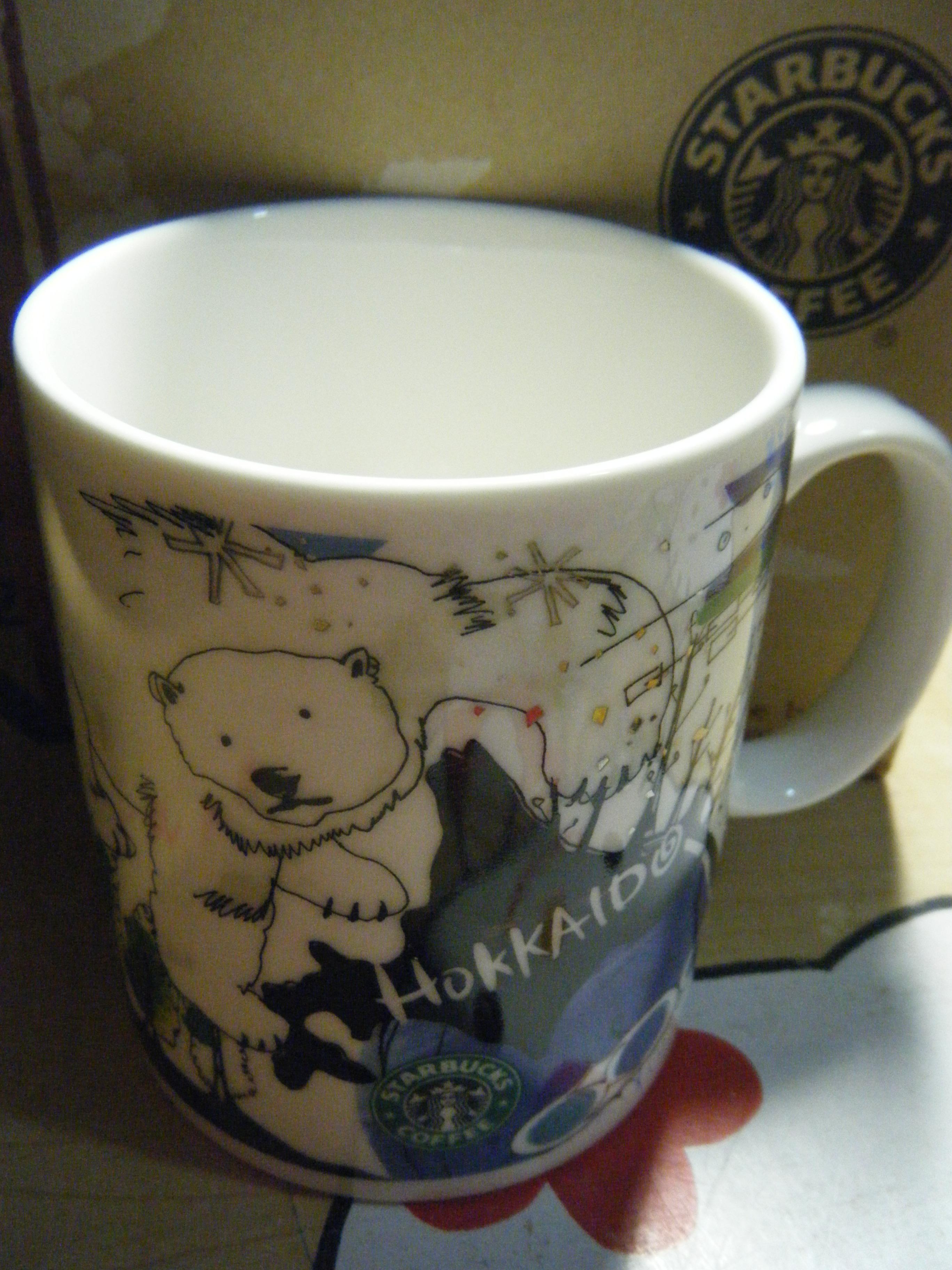 1229北海道的星巴克城市杯 | 夢想~