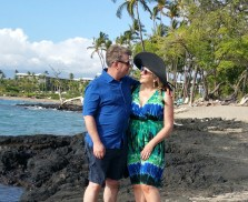 Hawaii Blank Square