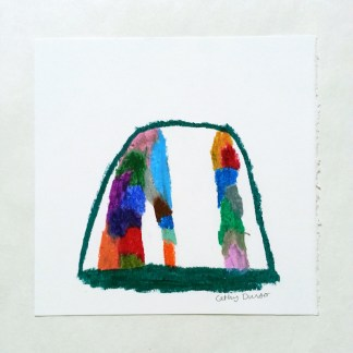 Tent with Color Towers 3