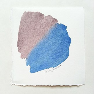 Blue/Mauve Swatch 1