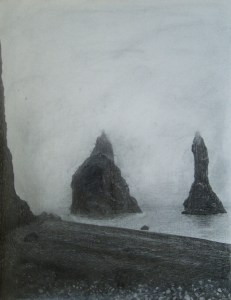Sea Stacks - Cathy Durso