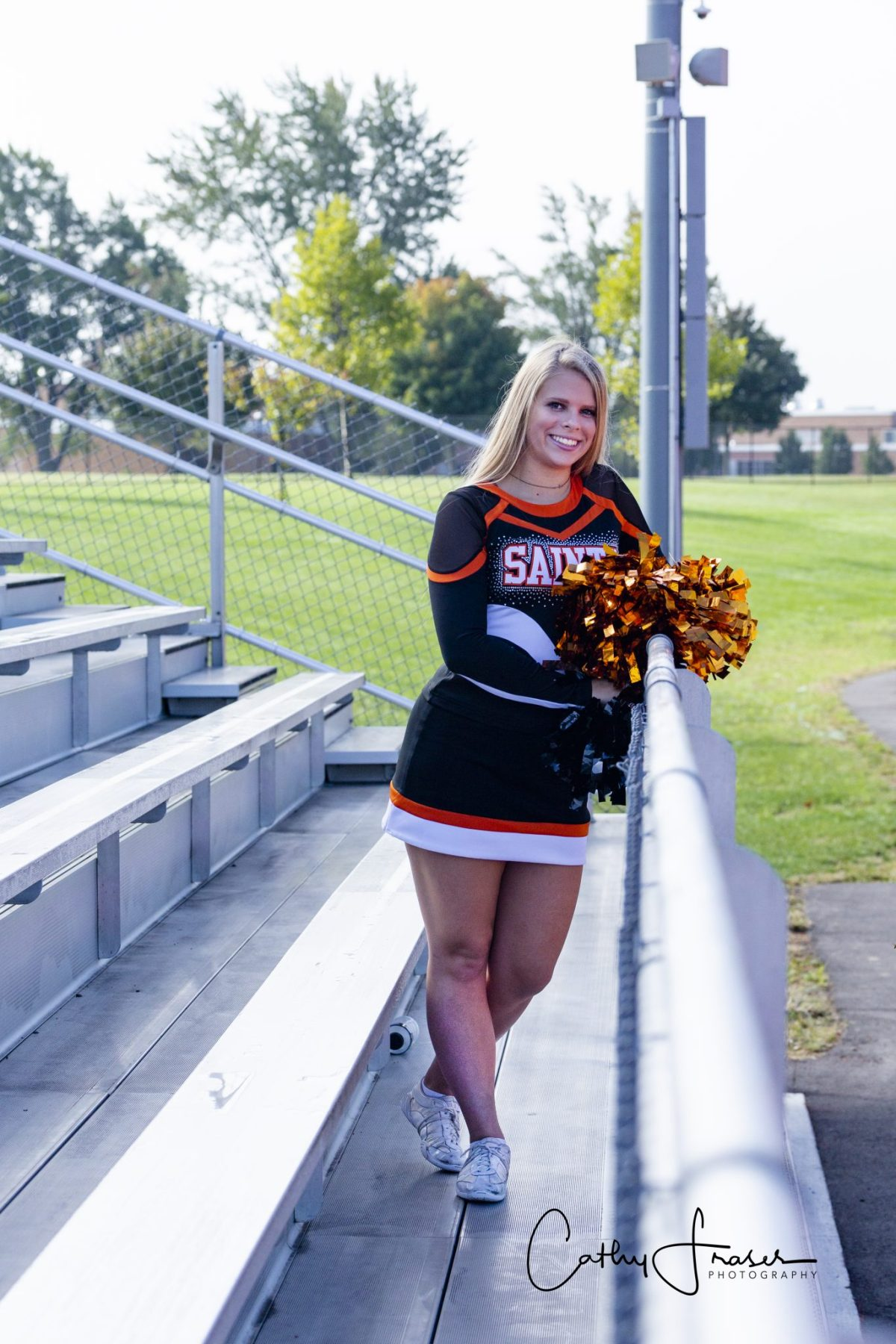 senior pictures, professional headshot, professional senior photos, Churchville, New York, cheerleader, professional cheerleading pictures