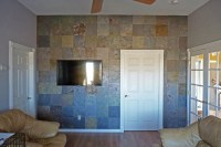 Creating a Slate Accent Wall  The Easy Way! | Cathy Graham