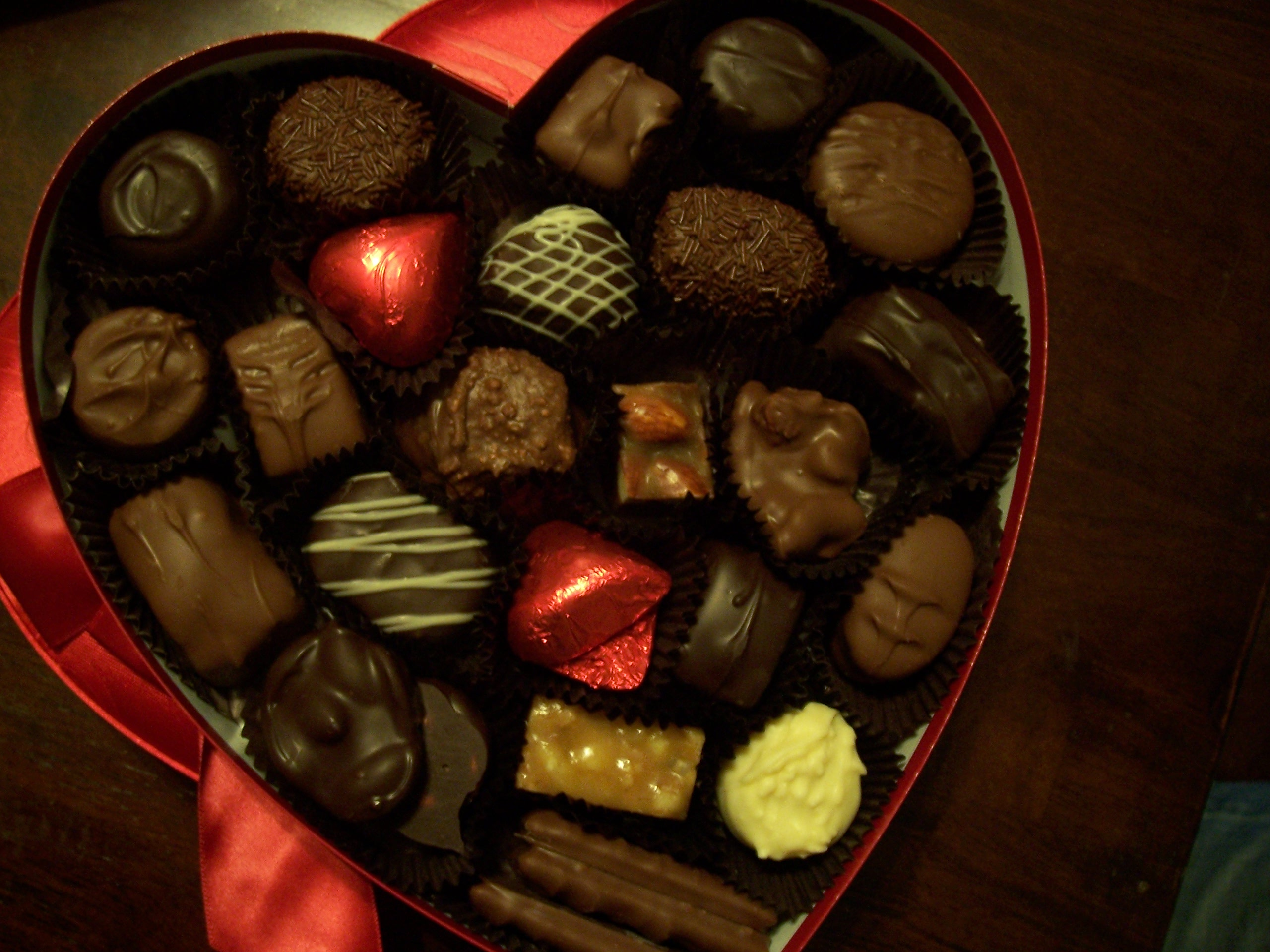 See's best Valentine's candy