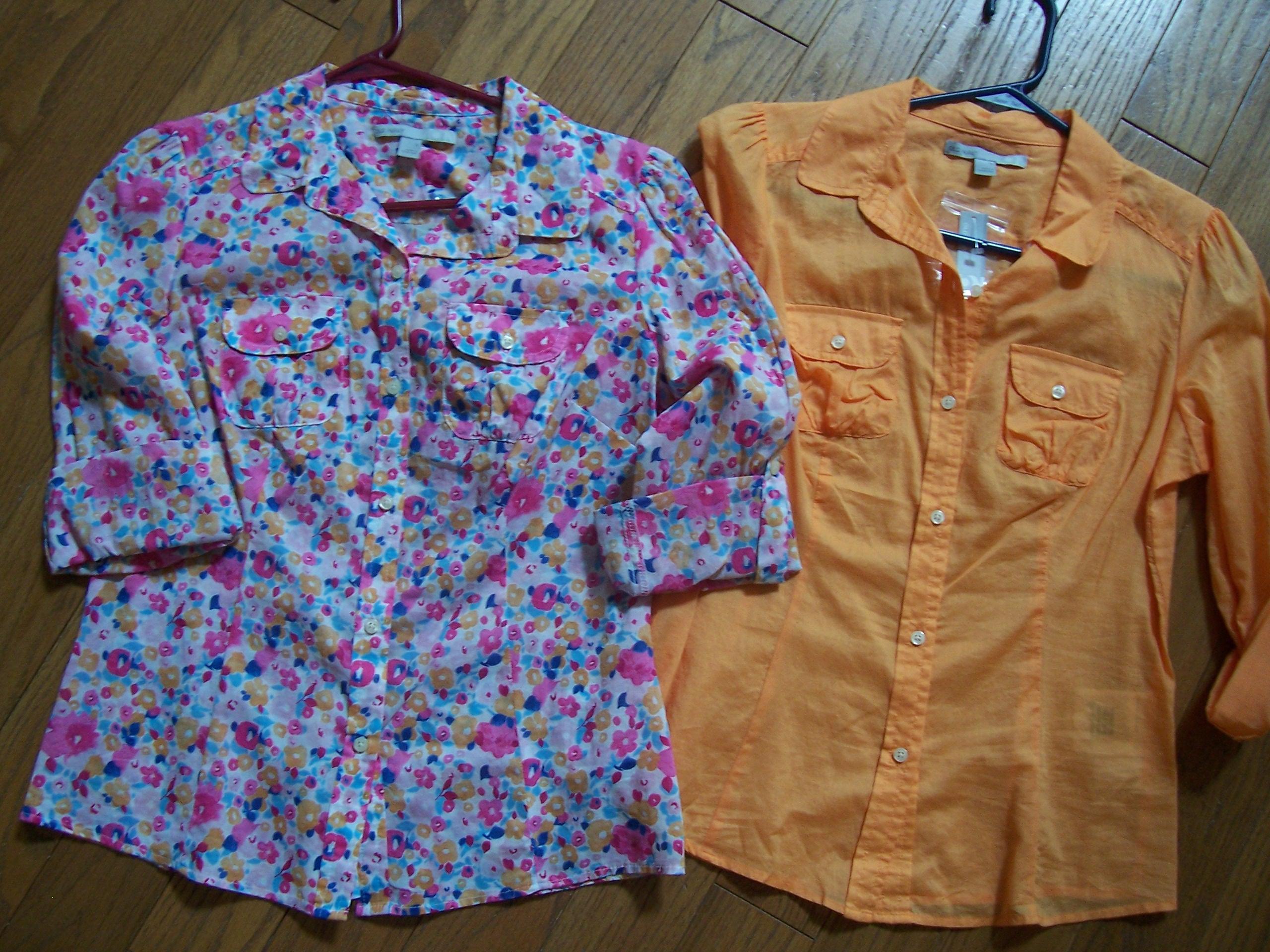 Old Navy women's blouses
