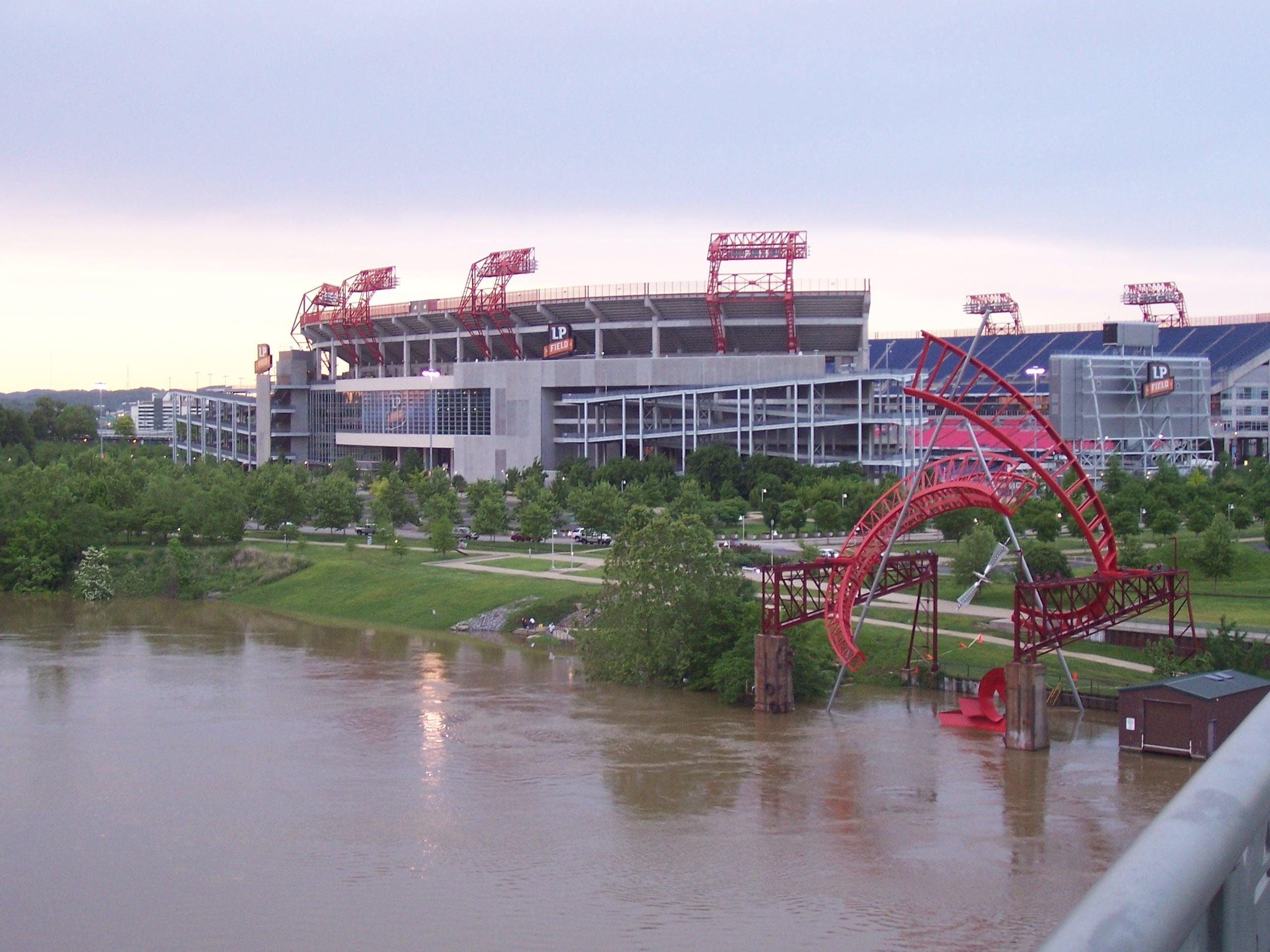 LP Stadium in Nashville, Tennessee