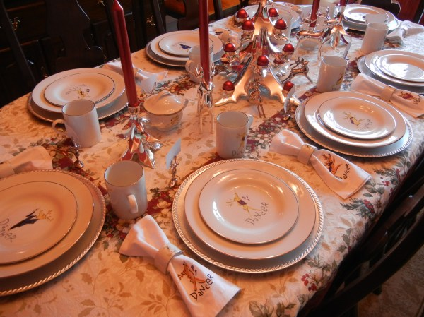 Tablescapes Coffee With Cathy