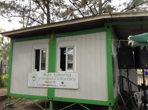 Buk bilong Pikinini Library