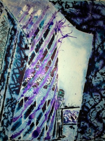 ©2012-Cathy-Read-When-Dreams-take-shape-Mixed-Media-65-x-50cm