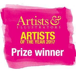 Artist and Illustrators Prizewinner