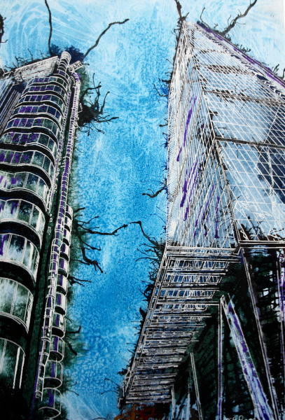 Fenchurch Street, the New Kid on the Block by Cathy S R Read