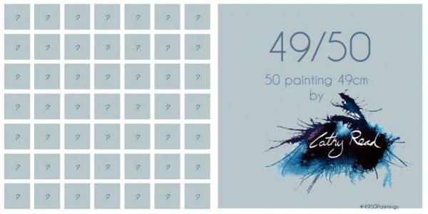49 50 Paintings Logo