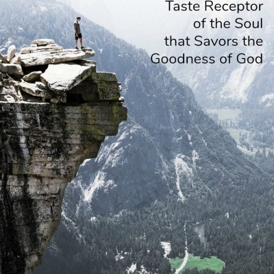 To Taste God's Goodness We Must First Have a Taste for God  Part 2