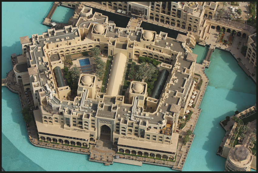 Photography: Dubai, UAE - Burj Khalifa and Downtown Dubai (4/6)