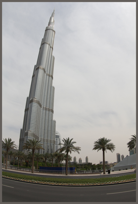 Photography: Dubai, UAE - Burj Khalifa and Downtown Dubai (1/6)