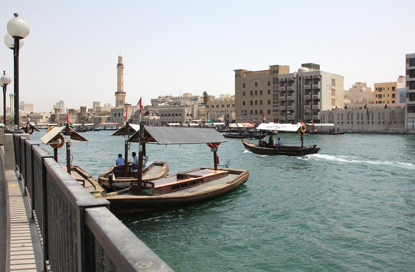 Photography: Dubai Creek and the Souks (2/6)