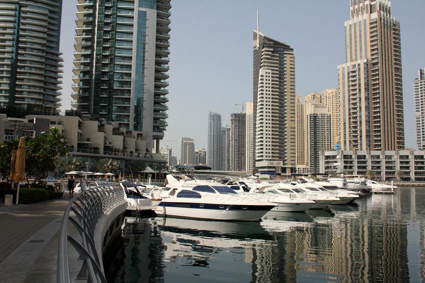 Photography: Dubai UAE - Architecture and the Marina (3/6)