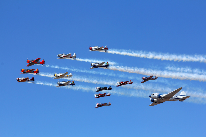 Photography: Rand Air Show, Johannesburg (1/6)