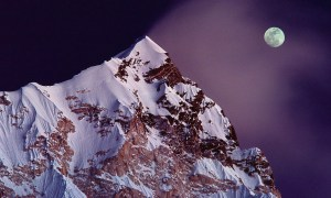 Mount Nuptse, Nepal - 1600x1200 - ID 38227_2