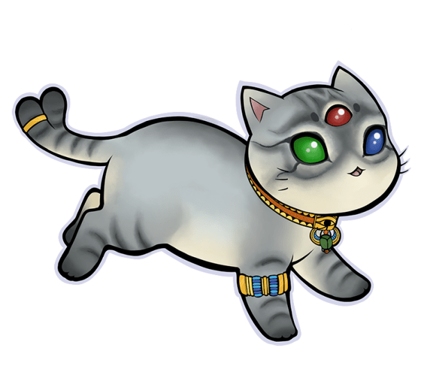 Great Cat Chibi