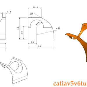 CATIA GENERATIVE SHAPE DESIGN TUTORIAL PDF