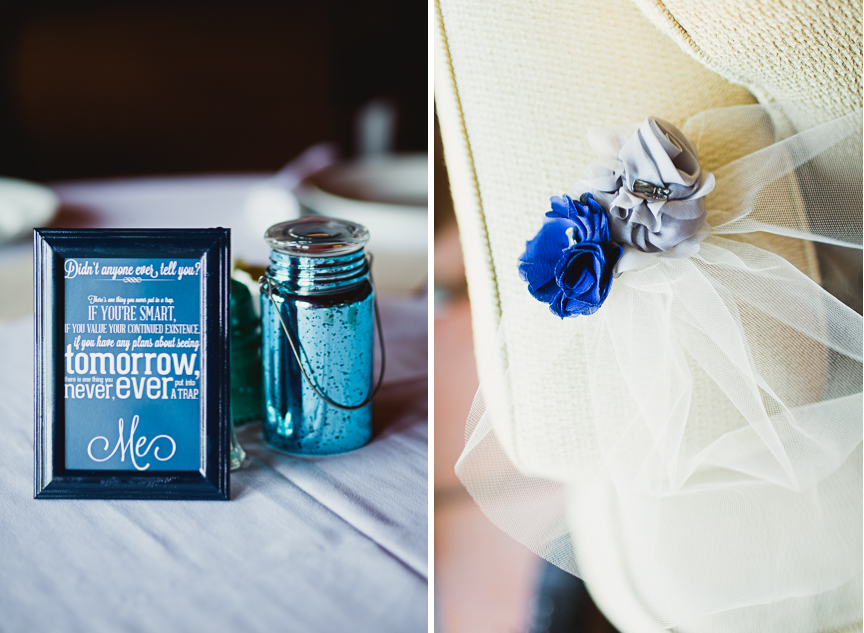 A Doctor Who Wedding In Austin, Texas