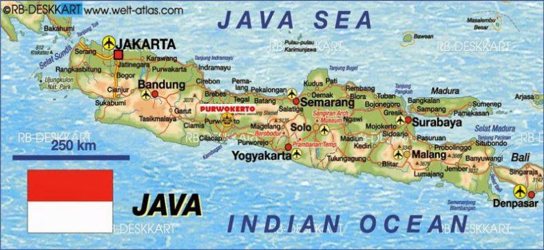 Laut Jawa