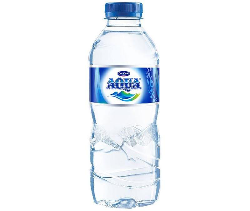 Aqua 330 ml @ Rp. 3.500
