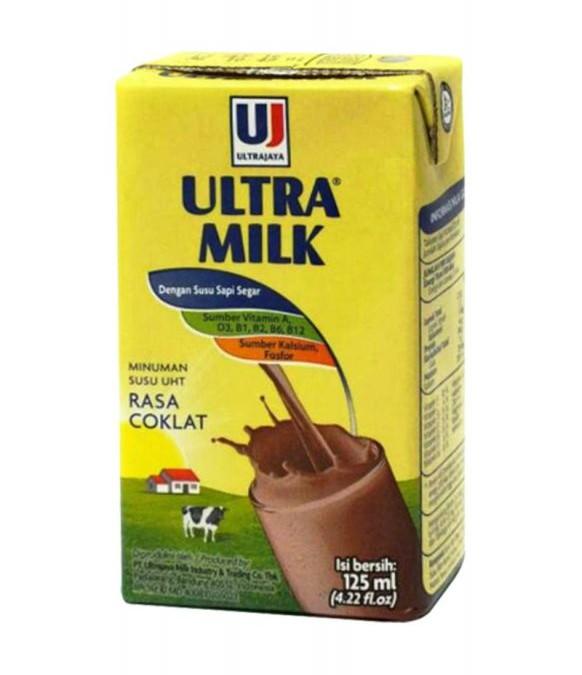 Susu Ultra 125 ml @ Rp. ---