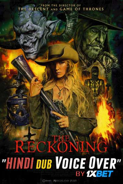 The Reckoning (2020) WebRip 720p Dual Audio [Hindi (Voice Over) Dubbed + English] [Full Movie]