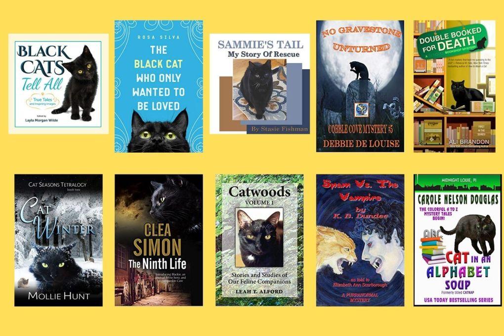 Black cat books