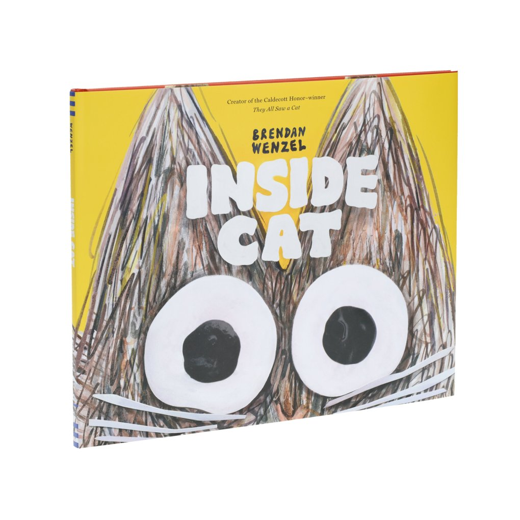 Book Mews: Inside Cat