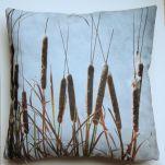 Cattails Pillow