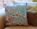 Cherry Blossoms Pillow