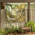Outdoor Tapestry Banner