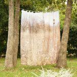 Bird Houses Shower Curtain
