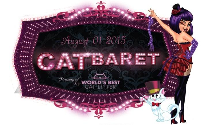 KB catbaret logo 2015