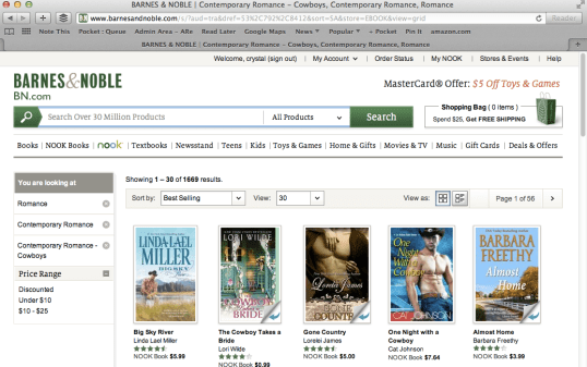 #4 Best Seller Cowboy